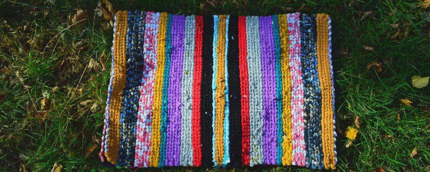 Нові осінні килимки від майстра